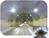 トンネル照明設備