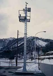 道路気象観測システム